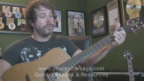 Guitar Lessons   Runnin  Down a Dream by Tom Petty   cover ...