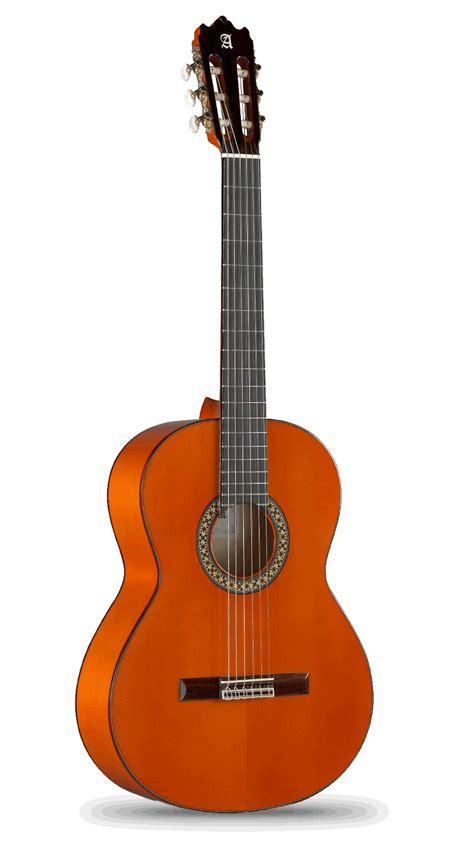 Guitarras flamencas de conservatorio
