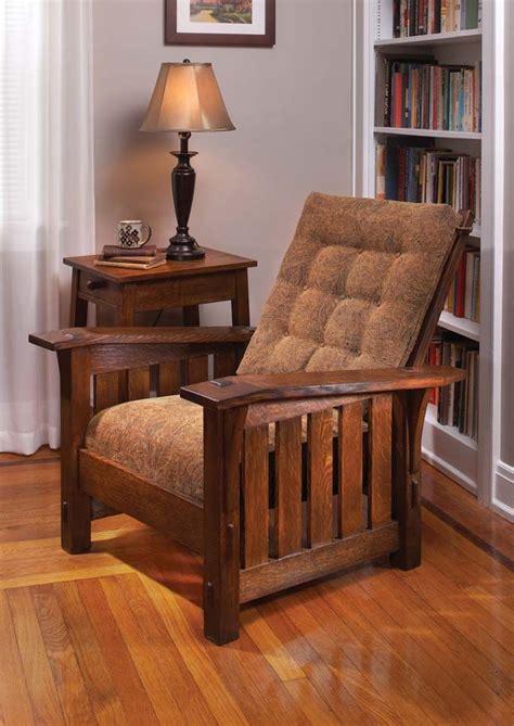 Gustav Stickley Morris Chair | Muebles, Muebles rústicos y ...