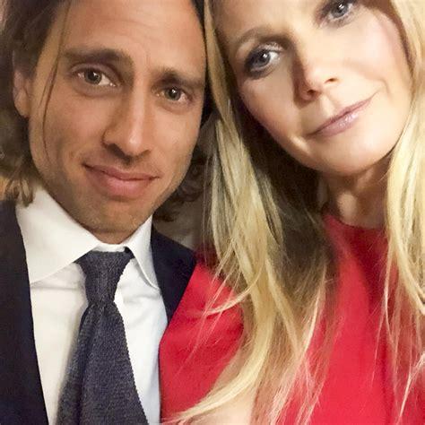 Gwyneth Paltrow and Husband Brad Falchuk Show Off Wedding ...