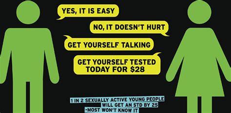 GYT for STDs at Hartshorn Health Center | SOURCE ...