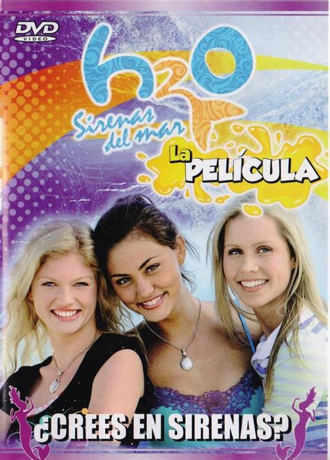 H2o Sirenas Del Mar La Pelicula En Dvd   $ 259.00 en ...