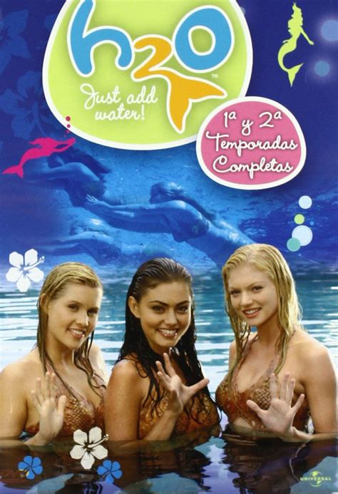 H2o Temporadas 1 Y 2 [DVD] #H2o, #Temporadas, #DVD ...