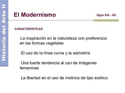 Ha2.8 modernismo