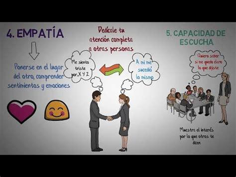 Habilidades comunicativas  5 aspectos para mejorar las ...