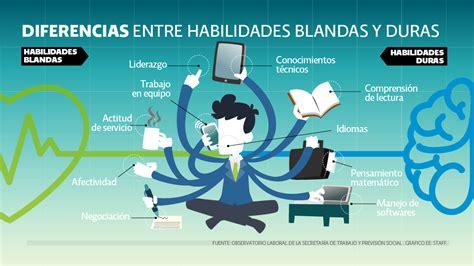 Habilidades duras o blandas: ¿Qué buscan las empresas ...