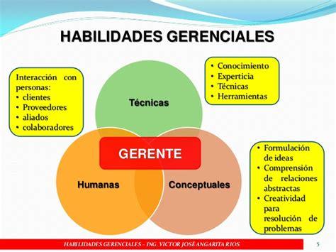 Habilidades para la gerencia Efectiva: HABILIDADES GERENCIALES