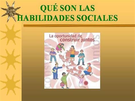 Habilidades Sociales |authorSTREAM