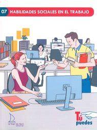 Habilidades sociales en el trabajo | Alf