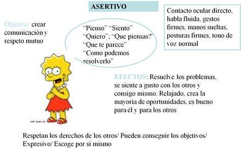 Habilidades sociales: la #asertividad  con imágenes ...