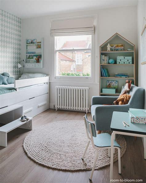 Habitación bebe de estilo nórdico   Mamidecora