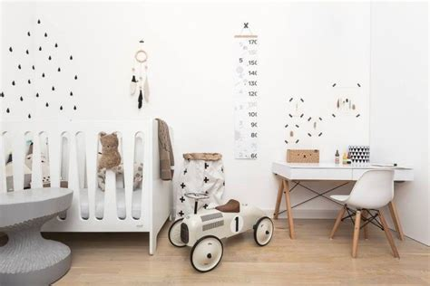 Habitación del bebé estilo nórdico   El Embarazo