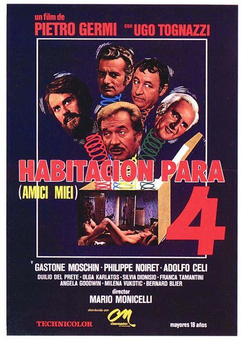 Habitación para cuatro   Película 1975   SensaCine.com
