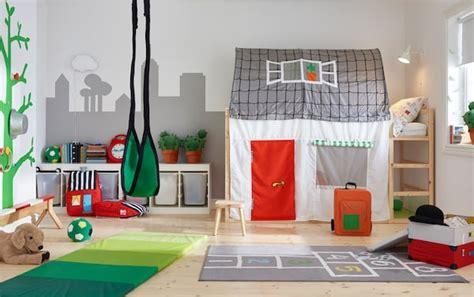Habitación para niños pequeños con gran personalidad   IKEA