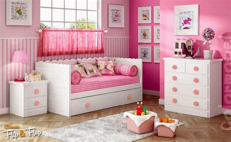 Habitaciones infantiles de niñas