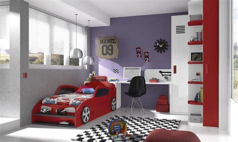 Habitaciones infantiles temáticas dibujos animados coches2 ...