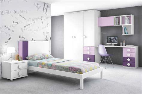 Habitaciones juveniles cama 105 o 90