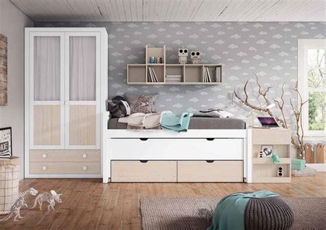 Habitaciones Juveniles   Madera | Muebles MesQueMobles