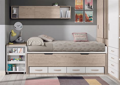 Habitaciones Juveniles y Dormitorios Infantiles ...