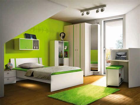 Habitaciones para adolescentes color verde   Ideas para ...