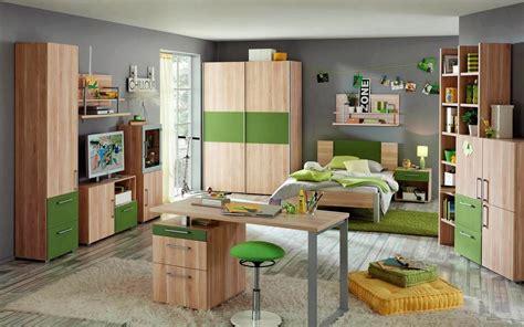 Habitaciones para jóvenes en color verde y gris   Colores ...
