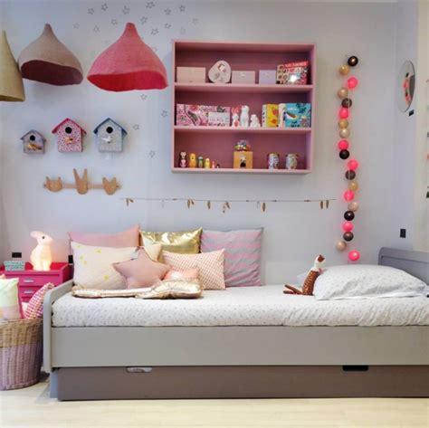 habitaciones y dormitorios infantiles en rosa | DecoPeques