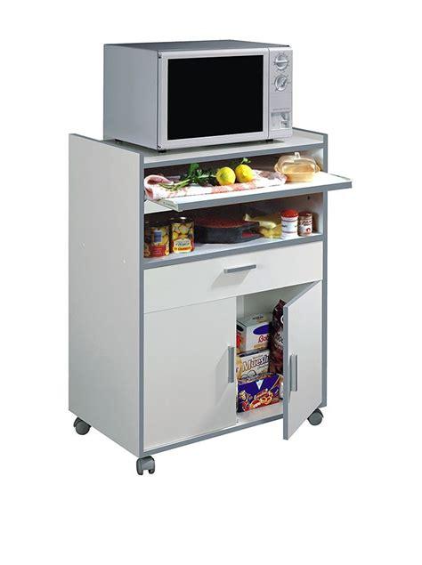 Habitdesign 009910O   Mueble auxiliar mesa cocina con un ...