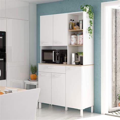 Habitdesign 0F9950A   Alacena de Cocina, Aparador, Mueble ...