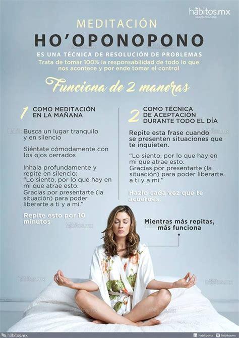 Hábitos Health Coaching | 2 FORMAS DE MEDITACIÓN HO ...