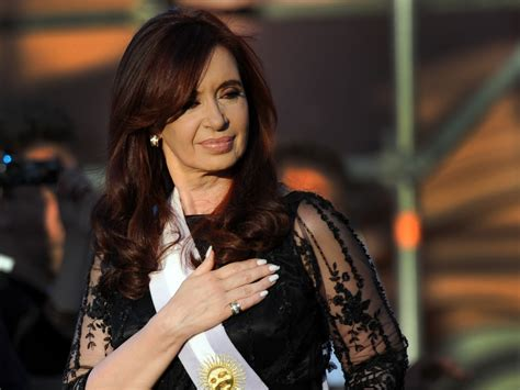 Hablo Cristina Fernandez de Kirchner   Noticias   Taringa!