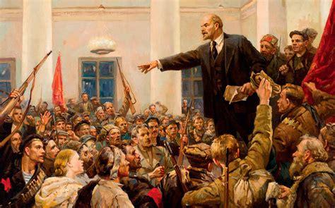 Hace  casi  100 años. La revolución de octubre que fue en ...