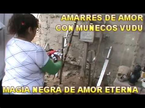 Hacer Amarres de Amor con Muñecos Vudu   YouTube