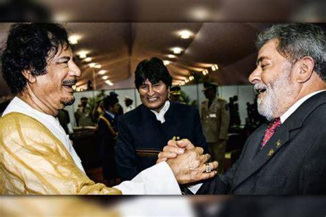 HACER Latin American News | #Brazil Gadafi & Lula: El Foro ...