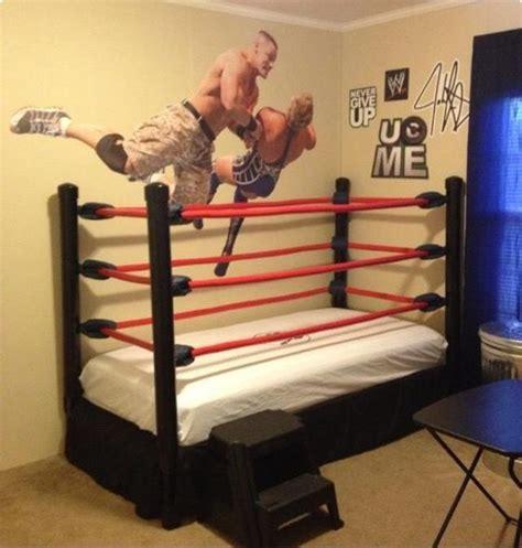 Hacer una cama de ring de lucha libre   askix.com