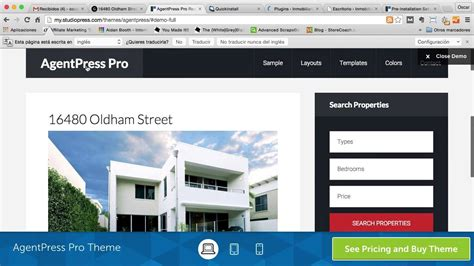 Hacer Web para una Inmobiliaria con la Plantilla ...