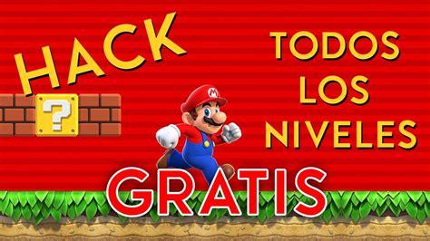 HACK Mario Run TODOS LOS MUNDOS GRATIS :: 2017 ANDROID ...
