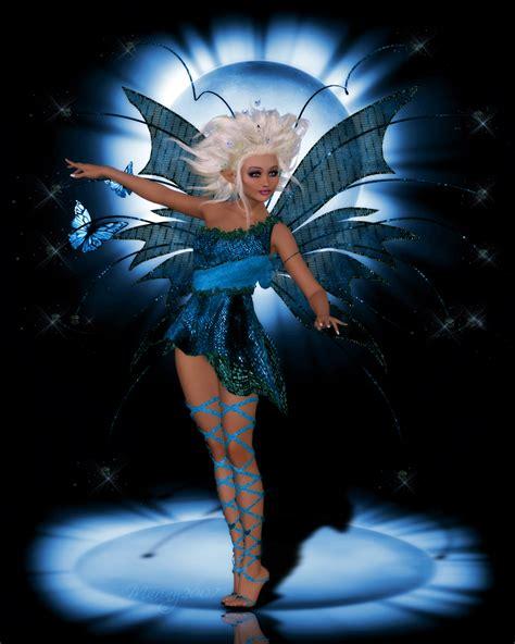 Hadalú: Las Hadas azules, últimas!