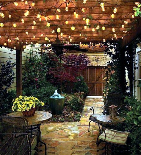 Hadas mágicas en el jardín   ideas para una decoración de ...
