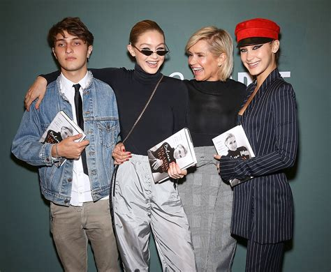 Hadid Family Photos: Proof They re One of the Most ...