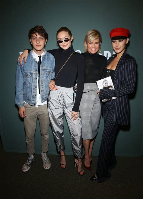 Hadid Family Vogue Video for New York Fashion Week 2018 ...