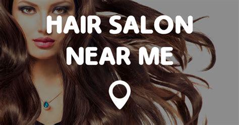 HAIR SALON NEAR ME   Points Near Me