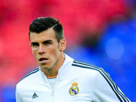 Hairstyles 2014: Gareth Bale