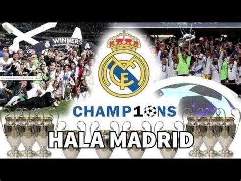 Hala Madrid y nada más  Himno de la Décima    Flauta dulce ...