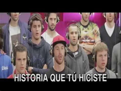 HALA MADRID Y NADA MAS   Himno de la Décima   YouTube