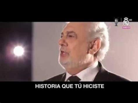 Hala Madrid Y Nada Más Himno Real Madrid Nueva Versión ...