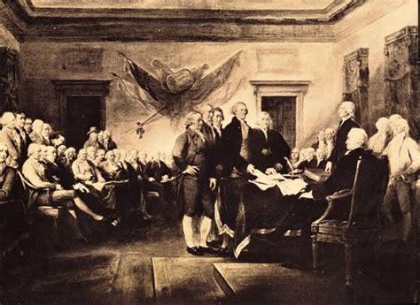 Halcones en la Historia: 4 de Julio de 1776. DECLARACIÓN ...