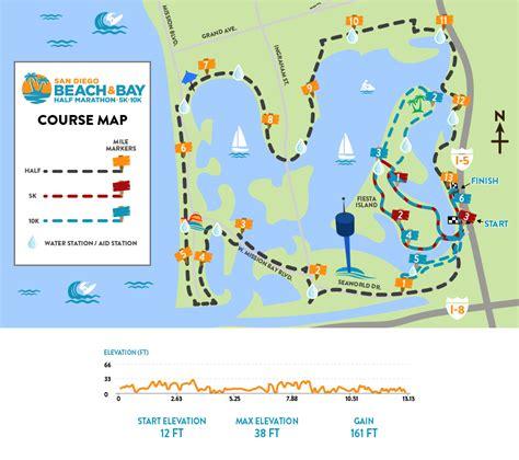 Half Marathon – San Diego Beach and Bay Half Marathon