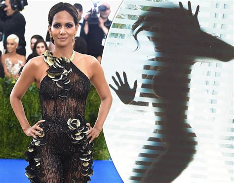 Halle Berry, 50, bares all as she appears NAKED in ...