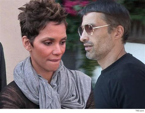 Halle Berry and Olivier Martinez s Divorce is Off For Now