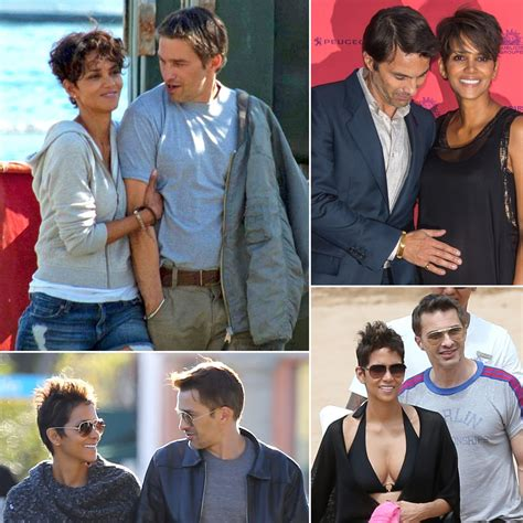 Halle Berry and Olivier Martinez Sweetest Pictures ...